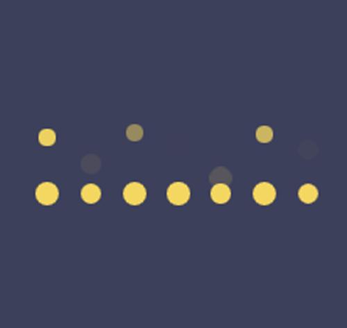 Preloader для сайта — стиль 146