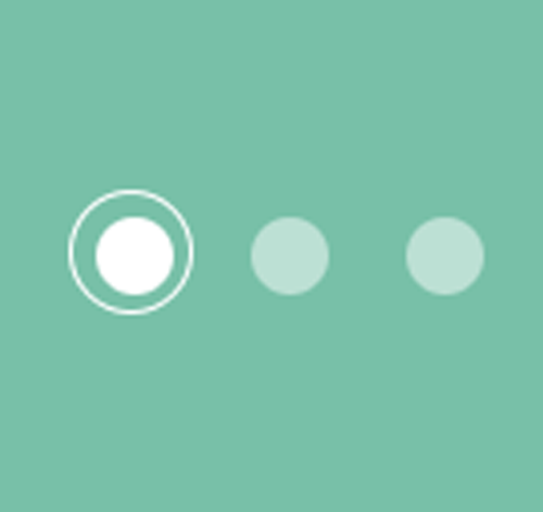 Preloader для сайта — стиль 33