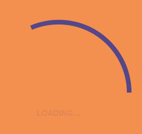 Preloader для сайта — стиль 74