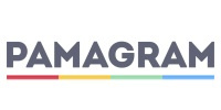 Логотип Pamagram