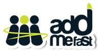 Логотип Addmefast