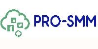 Логотип Pro-smm