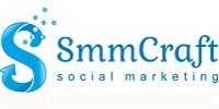 Логотип Smmcraft