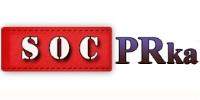 Логотип SocPRka