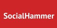 Логотип SocialHammer