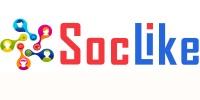 Логотип Soclike