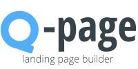 Логотип Qpage