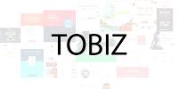 Логотип Tobiz