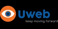 Логотип Uweb
