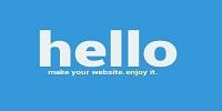 Логотип Hello-site