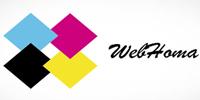 Логотип Webhoma