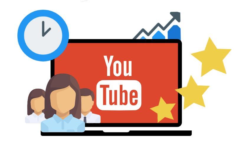 Сервисы накрутки подписчиков на канал Ютуб