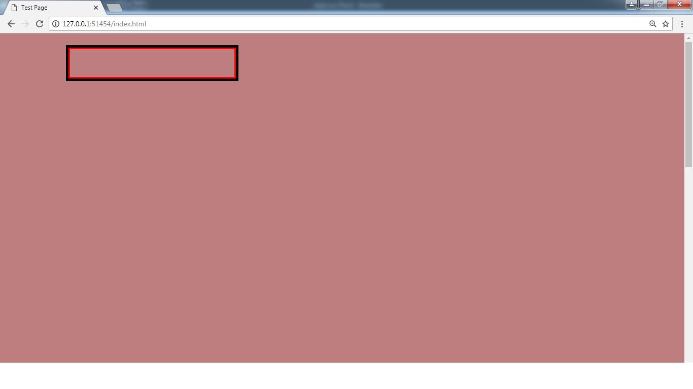 Как сделать рамку: html