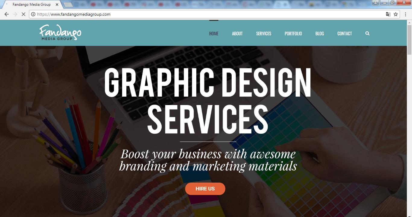 Тенденции в веб дизайне