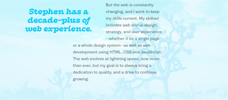 Тренды в верстке HTML CSS