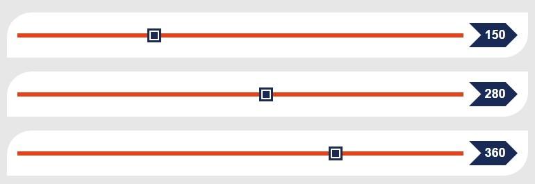Range Slider Style Demo 14 - Google Chrome