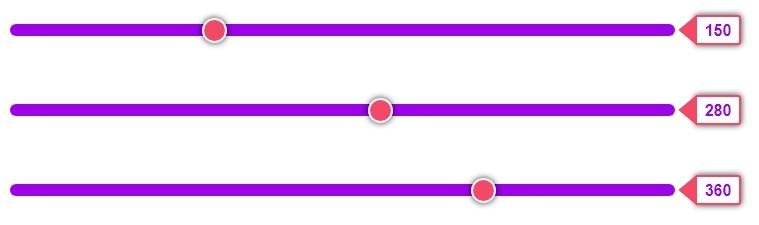 Range Slider Style Demo 9 - Google Chrome