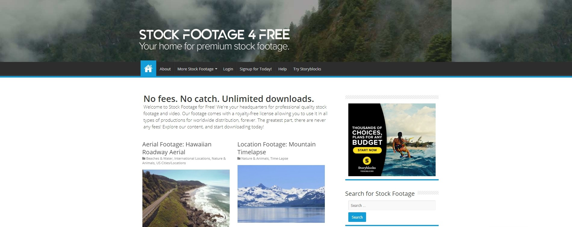 Stock Footage For Free - Stock Footage For Free