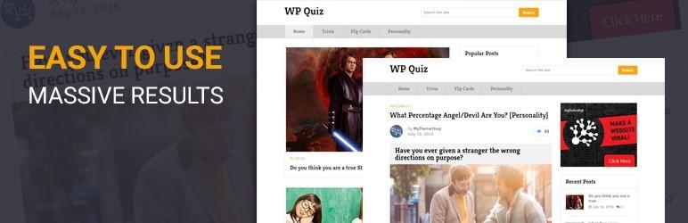 Quiz на сайте - как использовать?
