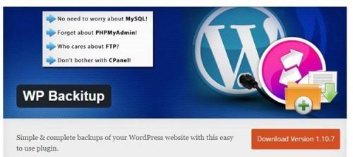 Резервное копирование сайта на WordPress - обзор плагинов